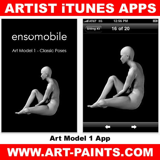 Art Model 1 – Classic Poses App