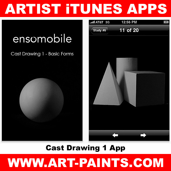 Cast Drawing 1 – Basic Forms App