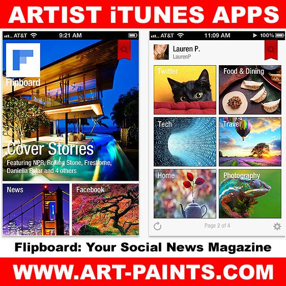 Flipboard Social News Magazine App