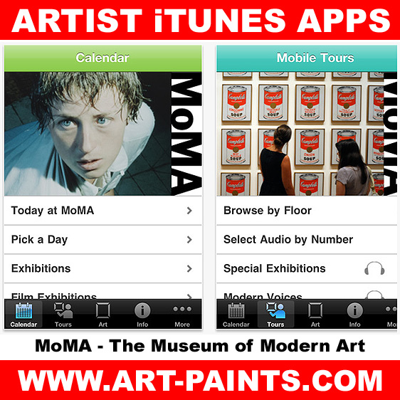 MoMA - The Museum of Modern Art App