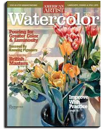 Watercolor Artist Magazine Customer Service