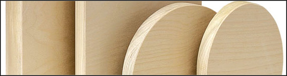 Acrylic Paint Wood Supports