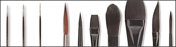 Oil Paint Specialty Paint Brushes