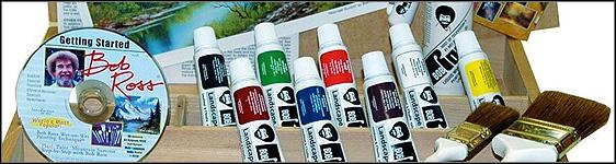 Oil Painter Bob Ross
