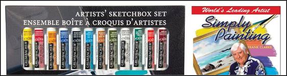 Watercolor Student Grade Paints