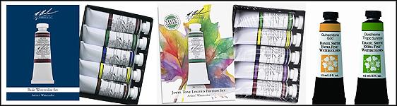 Watercolor Tube Paints
